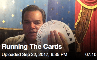 Running The Cards