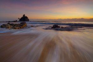 Summer Beach Sea Ocean Seaside Motion Beach