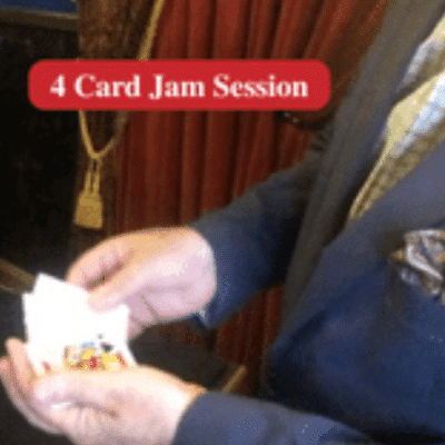 4 Card Jam Session
