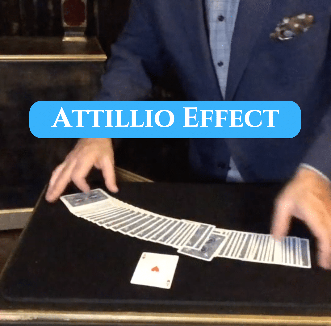 Attillio Effect – DMC