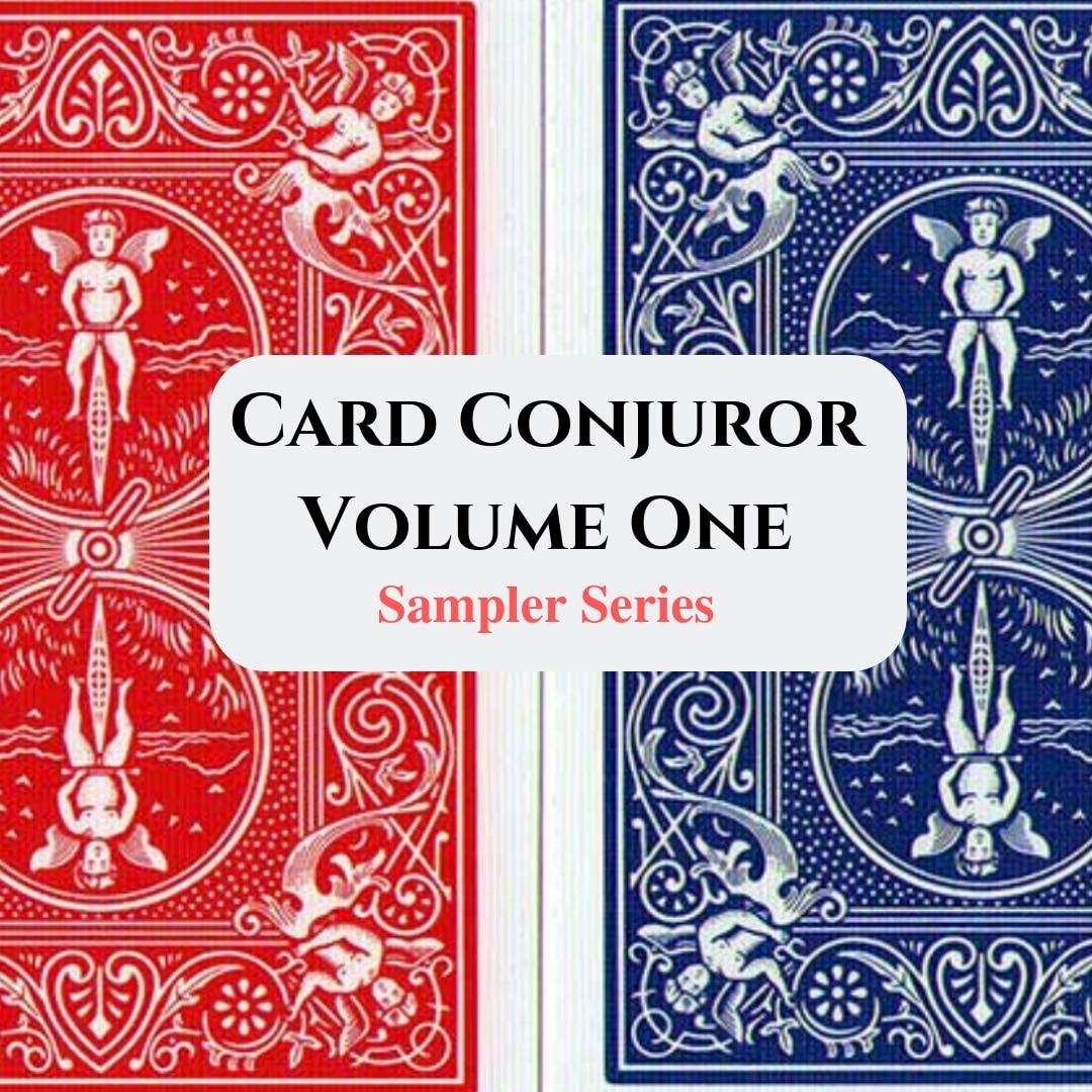 Card Conjuror Volume One Sampler