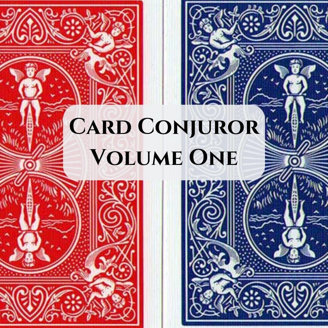 Card Conjuror Course Volume One