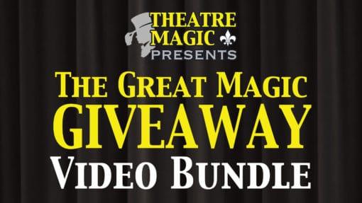 Video Bundle Giveaway