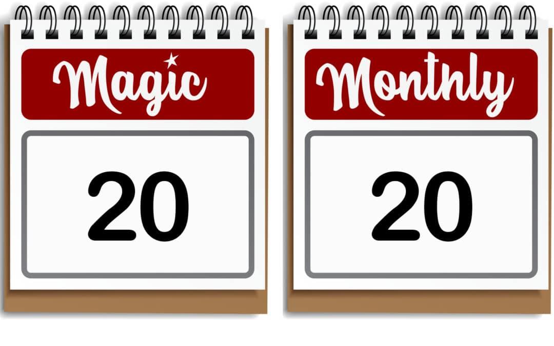 Magic Monthly