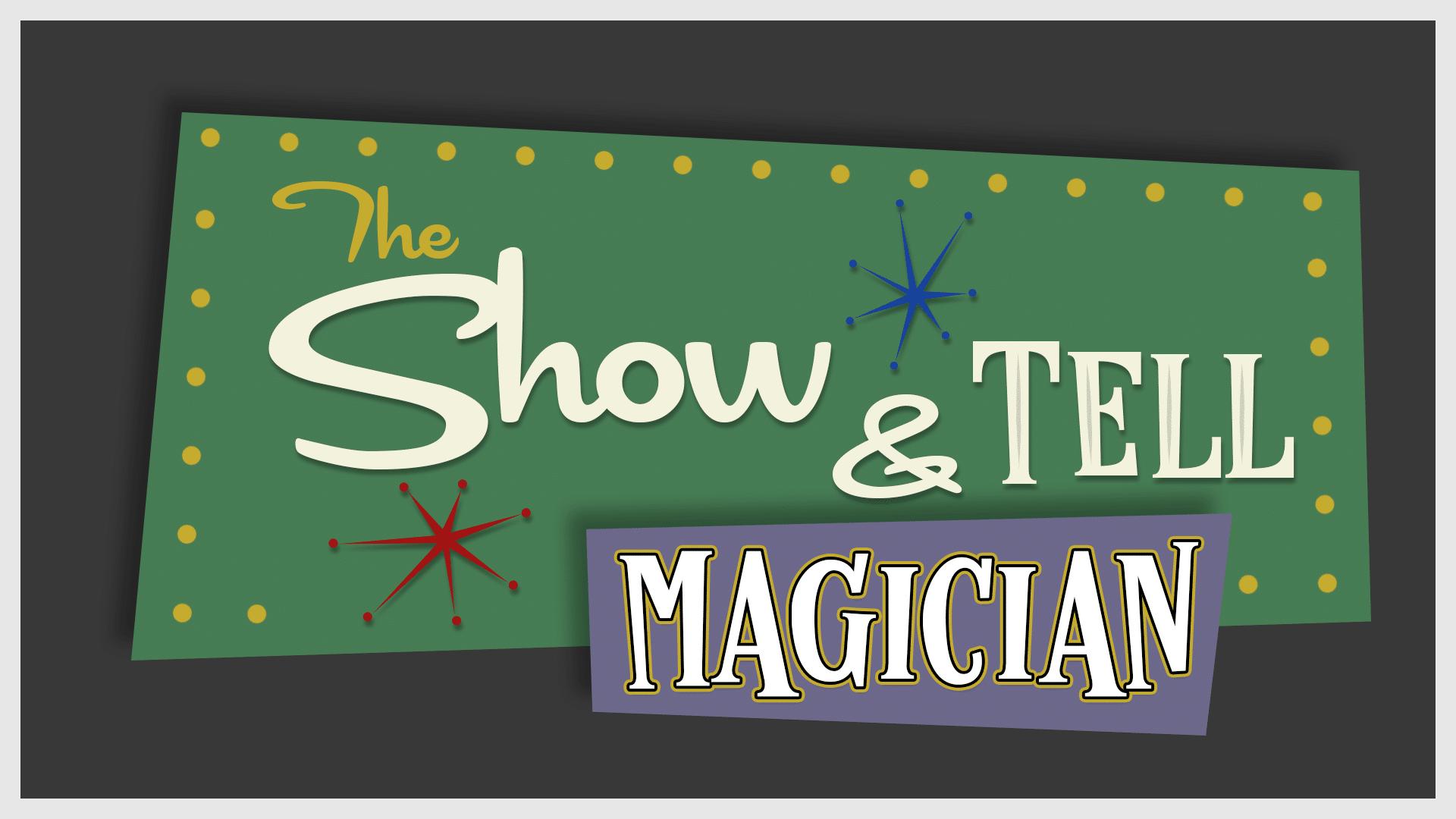 Show N Tell Logo