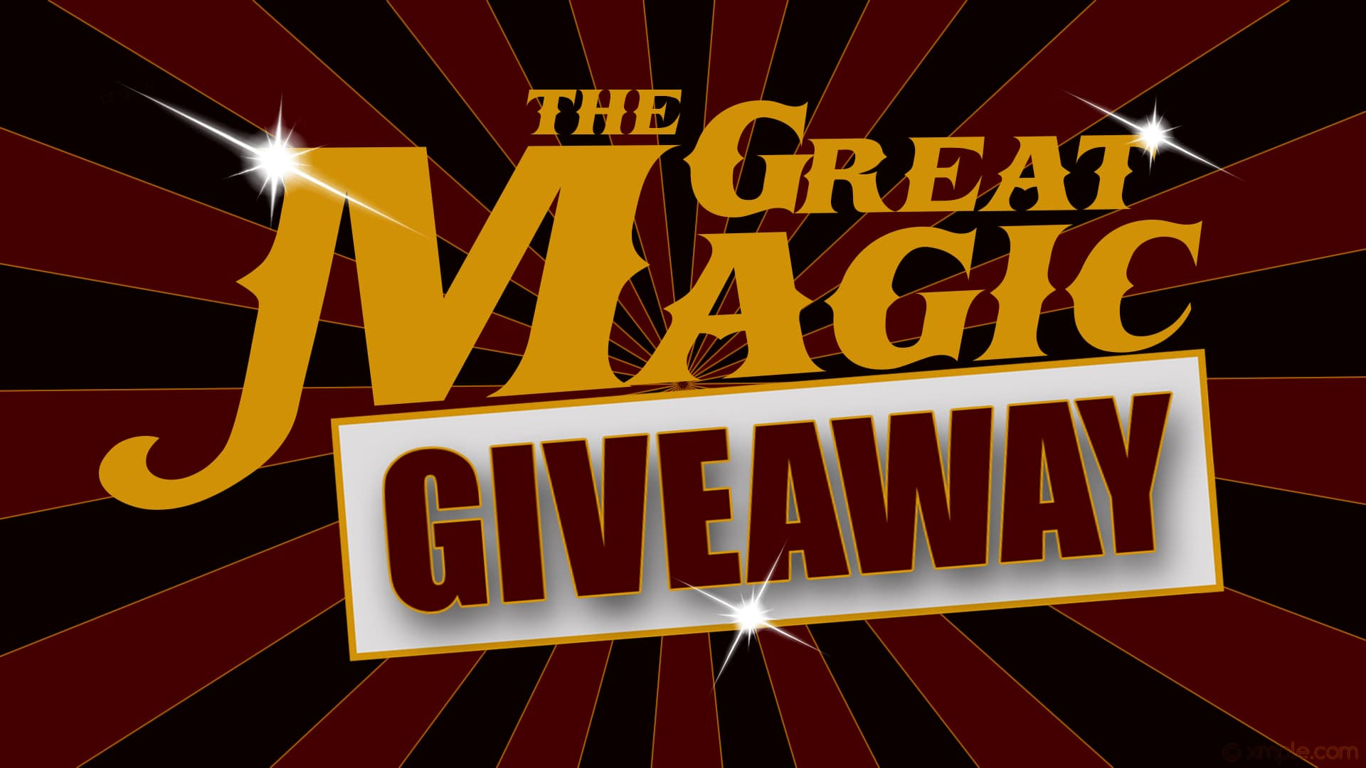 The Great Magic Giveaway