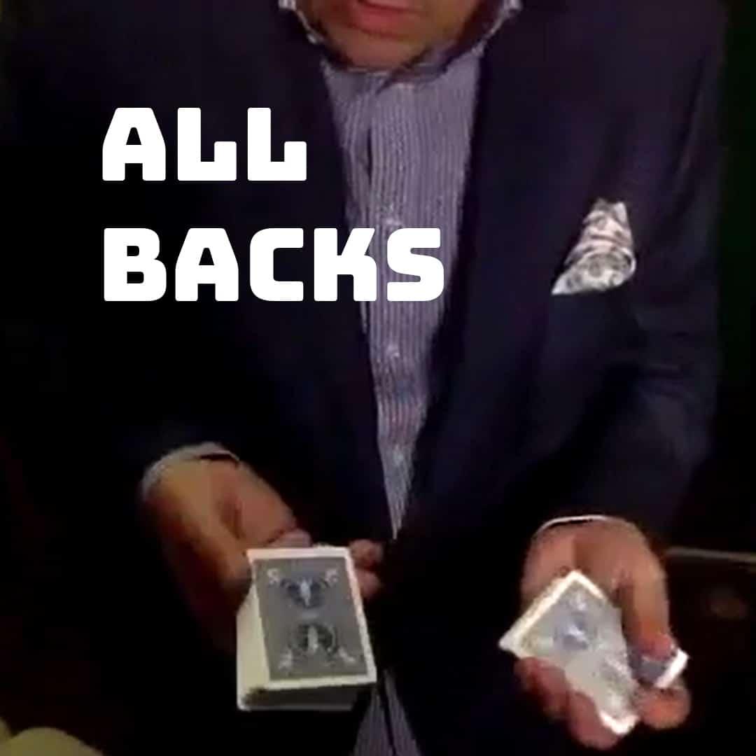 All Backs – DMC