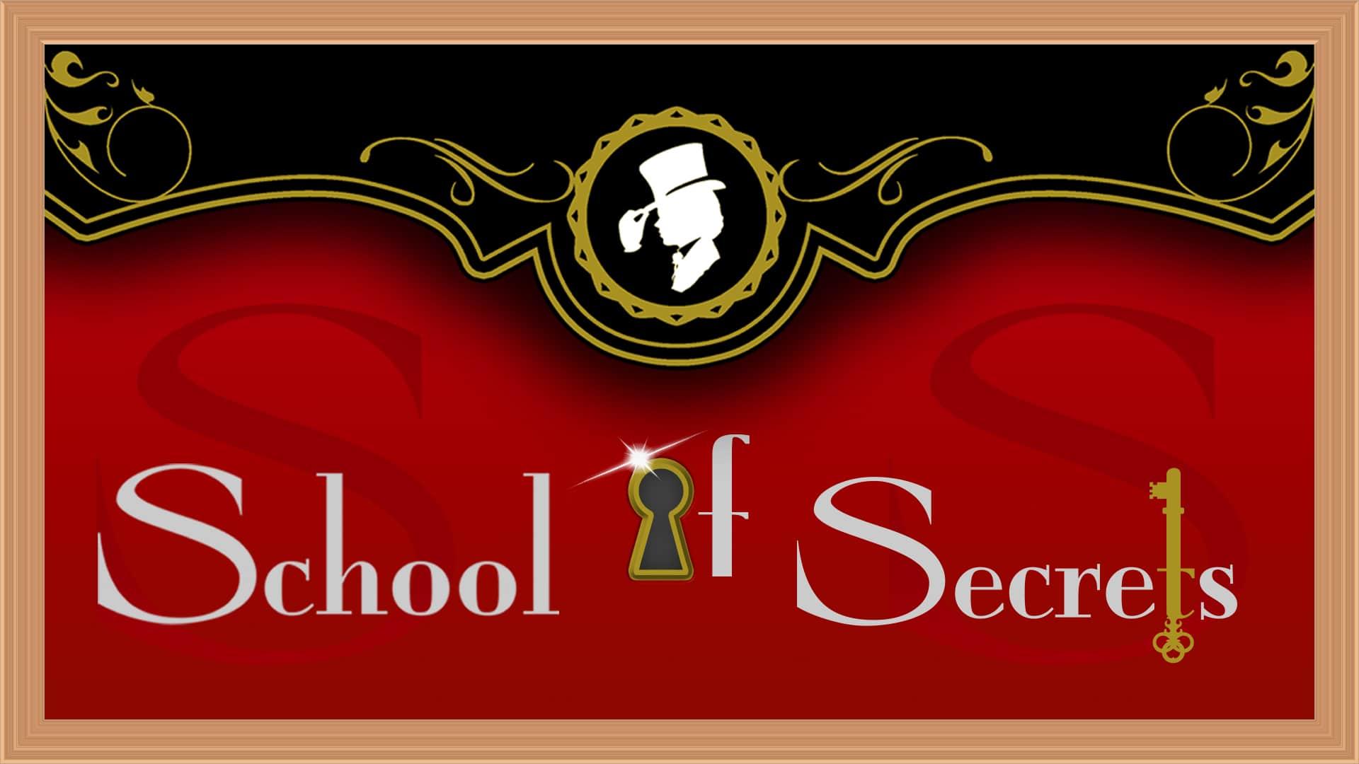 Schoolsecretslogored